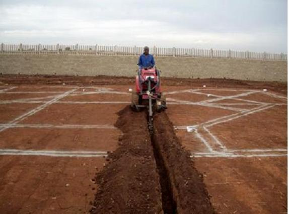 raft-foundations-trenched-with-the-k9-ditch-witch-mini-digger